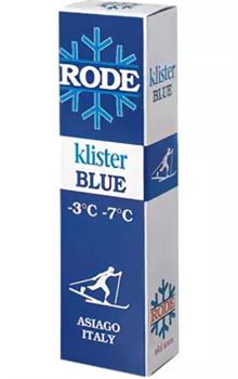 Клистер RODE, (-3-7 C), Blue, 60g - фото 17352