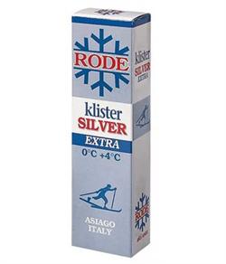 Клистер RODE, (+4-0 C), Silver Extra, 60g - фото 17358