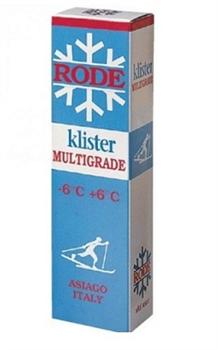 Клистер RODE, (+6-6 C), Multigrade, 60g - фото 17364