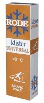 Клистер RODE, (0 C), Universal, 60g - фото 17365