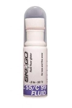 Эмульсия SKIGO C55/99, (-2-10 C), Violet 30 ml - фото 17445