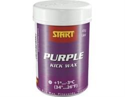 Мазь держания START (+1-3 С), Purple, 45 g - фото 17463