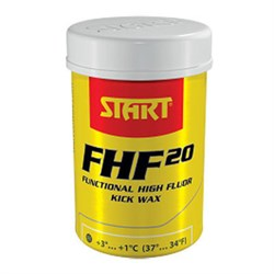Мазь держания START FHF20 (+3+1С), Yellow, 45 g - фото 17469
