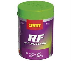 Мазь держания START RF, (+2-2C), Violet 45 g - фото 17478