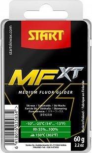 Мазь скольжения START MFXT, (-10-25 C), Green, 180 g - фото 17517