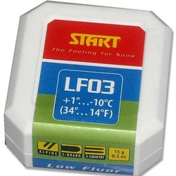 Ускоритель START LF 03, (+1-10 C), 15 g - фото 17529