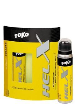 Аэрозоль TOKO HelX 100%фтор, (-0-4 C), желтый, 100 ml - фото 17610