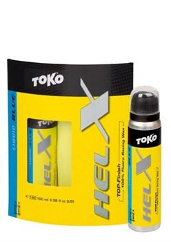 Аэрозоль TOKO HelX 100%фтор, (-10-30 C), синий, 100 ml - фото 17611