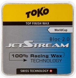 Ускоритель TOKO Jetstream Bloc, (-10-30 C), синий, 20 g - фото 17618