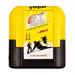 Жидкая мазь скольжения TOKO Express Racing Mini, (0-30 C), 75ml - фото 17623