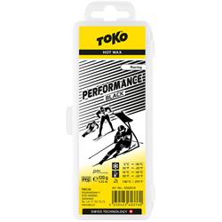 Мазь скольжения TOKO HF, (+10-4, -0-6 C), Yellow, 40 g - фото 17629
