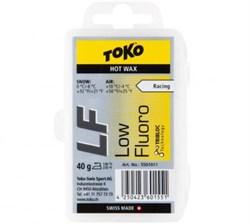 Мазь скольжения TOKO LF, (-0-4 C), Yellow, 40 g - фото 17631