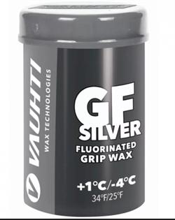 Мазь держания VAUHTI GFluor (+1-4 C), Silver K12, 45 g - фото 17637