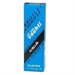Мазь держания VAUHTI Klisters Fluor, (+1-15 C), Blue, 60 g - фото 17641