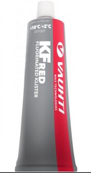 Мазь держания VAUHTI Klisters Fluor, (+10+2 C), Red, 60 g - фото 17644
