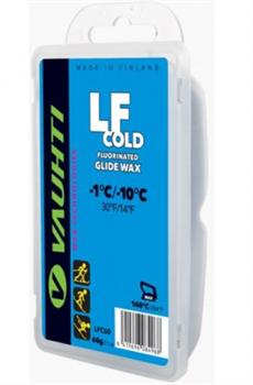 Мазь скольжения VAUHTI LF Cold, (-1-10 C), 60 g - фото 17692