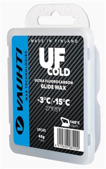 Мазь скольжения VAUHTI Ultra Cold, (-3-15 C), 45 g - фото 17714