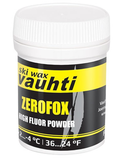 Порошок VAUHTI ZeroFox, (+2-4 C), 30 g - фото 17731