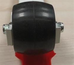 Колесо в сборе VIPSPORT переднее каучук, 70*50 мм №2 - фото 18405