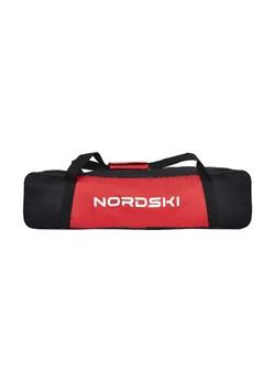 Чехол для лыжероллеров NORDSKI Black/Red - фото 18443