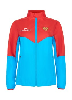 Ветровка NORDSKI Sport Red/Blue женская - фото 18846