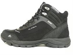 Мужские ботинки EDITEX Alaska WP Thinsulate Black - фото 19387