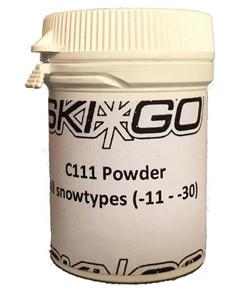 Порошок SKIGO C111, (-10-25 C), 30 g - фото 19678