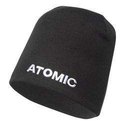 Шапочка ATOMIC ALPS Beanie черный - фото 19707
