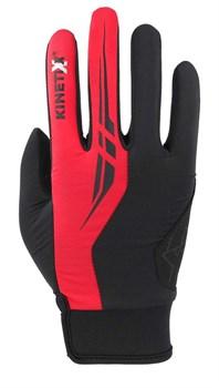 Перчатки KINETIXX Nebeli Black/Red - фото 20330