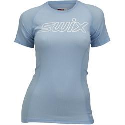 Футболка SWIX RaceX Light SS женская Bluebell - фото 20445