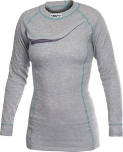 Рубашка CRAFT Active женская Grey - фото 20470
