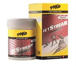 Порошок TOKO Jetstream Powder 3.0, (-2-12 C), Red, 30 g - фото 20673
