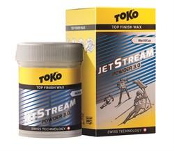 Порошок TOKO Jetstream Powder 3.0, (-8-10 C), Blue, 30 g - фото 20674