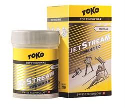 Порошок TOKO Jetstream Powder 3.0, (0-4 C), Yellow, 30 g - фото 20675