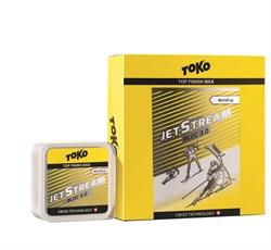Ускоритель TOKO Jetstream Bloc 3.0, (-0-4 C), Yellow, 20 g - фото 20676
