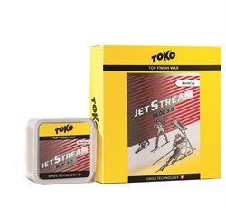 Ускоритель TOKO Jetstream Bloc 3.0, (-4-10 C), Red, 20 g - фото 20677