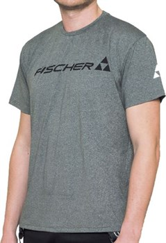 Футболка FISCHER Logo - фото 21061