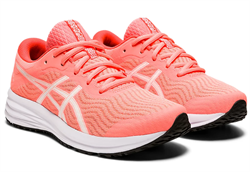 Кроссовки ASICS PATRIOT 12 Women Coral/White - фото 21082
