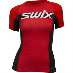 Футболка SWIX RaceX Carbon SS женская - фото 21283