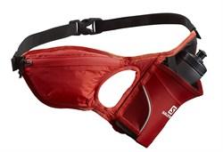 Сумка на пояс c флягой SALOMON Hydro 45 Belt красный/черный - фото 21298