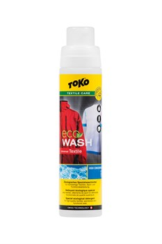 Моющее средство для спортивной одежды TOKO Eco Textile Wash, 250 ml - фото 21326