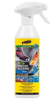 Пропитка для спортивной обуви TOKO Eco Shoe Proof & Care, 500 ml - фото 21329