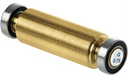 Медный ролик SWIX с линейной структурой 0,75 mm - фото 21583