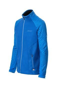 Куртка KV+ Lahti разминочная blue/blue/black - фото 21615