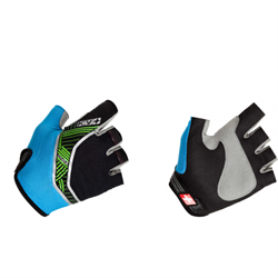Перчатки KV+ ONDA BLUE для лыжероллеров - фото 21772