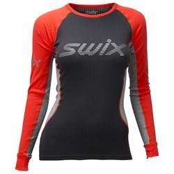Термофутболка SWIX RaceX Radiant LS женская - фото 21807