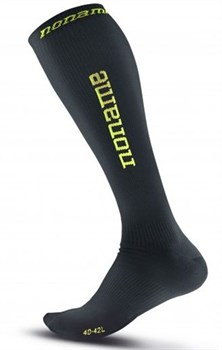 КОМПРЕССИОННЫЕ ГОЛЬФЫ NONAME NC2 COMPRESSION SOCKS BLACK LIME