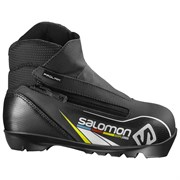 Ботинки лыжные SALOMON EQUIPE JUNIOR Prolink17/18