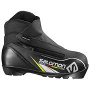 Ботинки лыжные SALOMON EQUIPE JUNIOR Prolink17/18