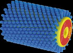 Роторная щетка START синий нейлон